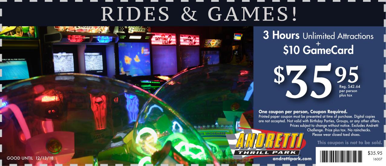 Go Karting Mini Golf Andretti Arcade Fun Things To Do Family Fun Kid Friendly