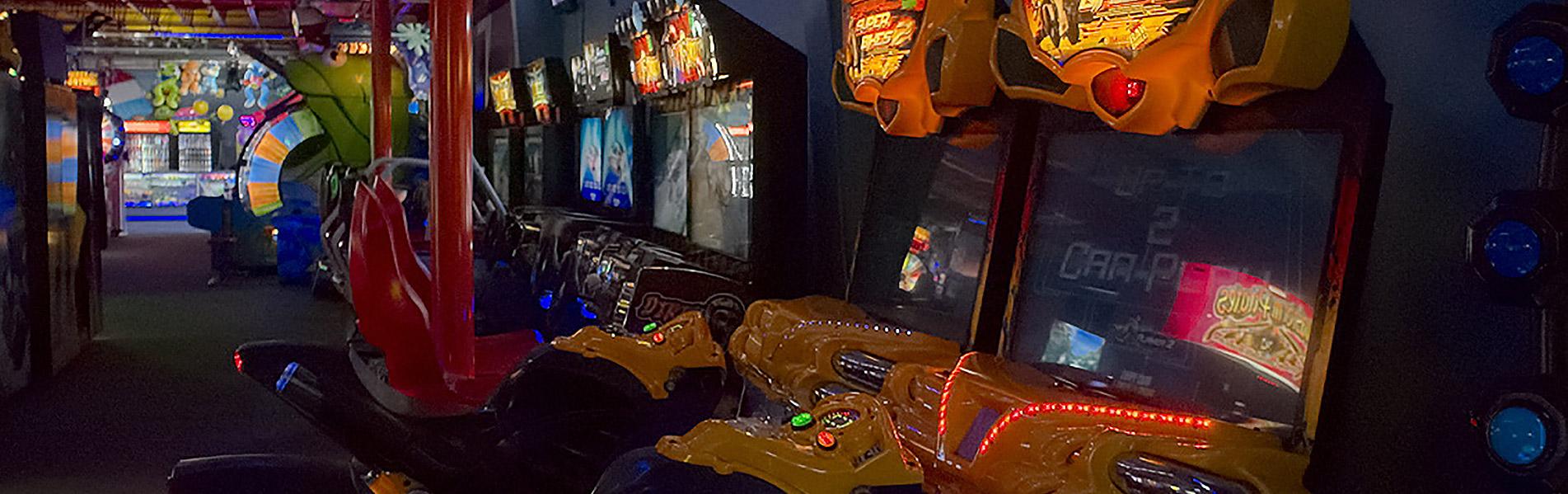 Game Arcade Melbourne Florida