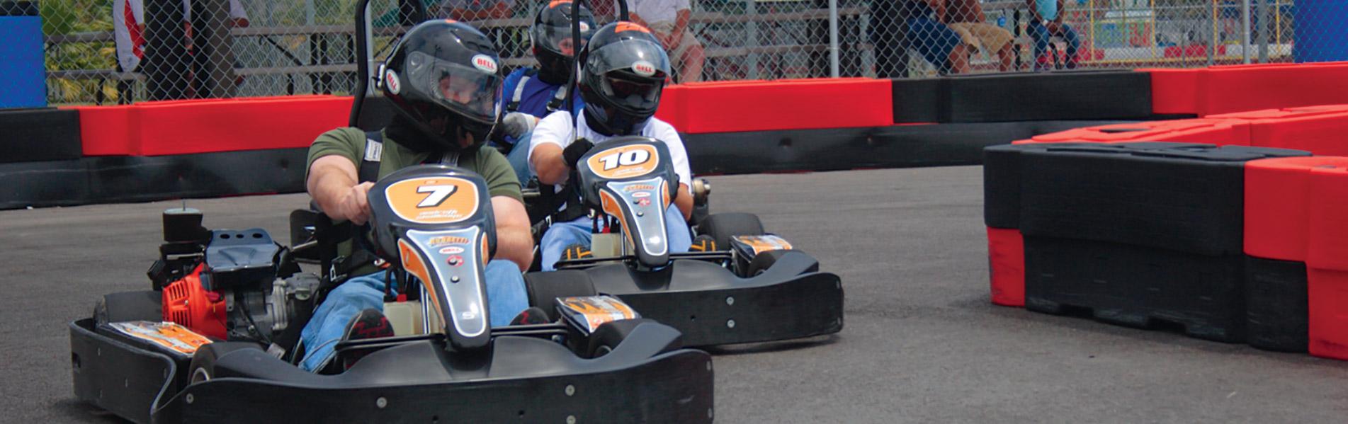 Go Kart Racing Melbourne Florida