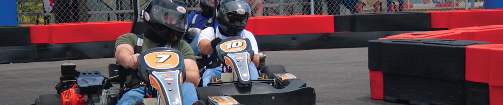 Go Karts Melbourne Florida