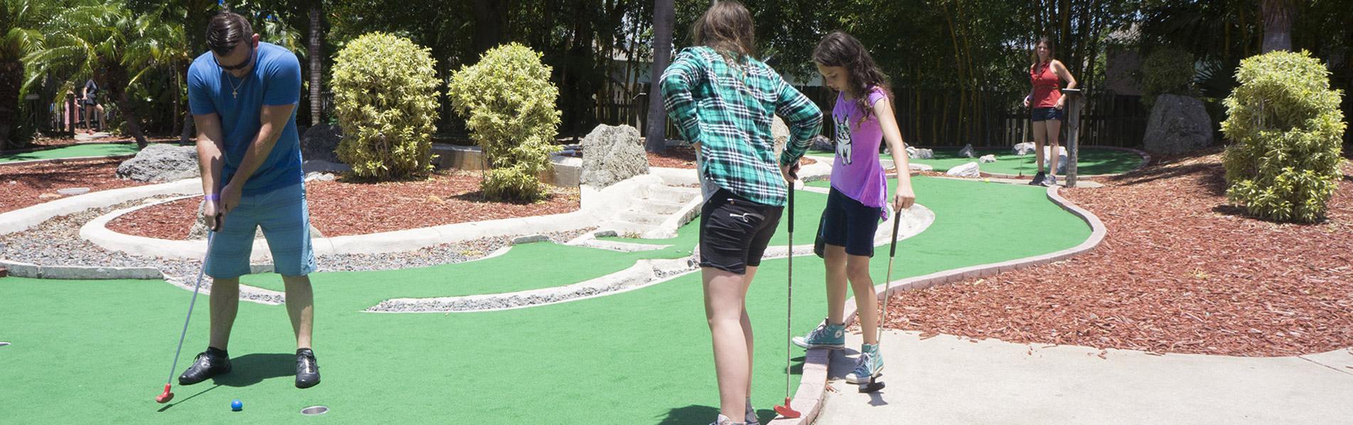 Putt Putt Golf Melbourne Florida