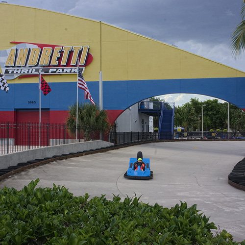 Andretti Thrill Park
