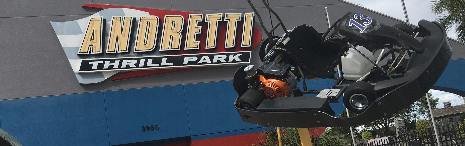 Andretti Thrill Park