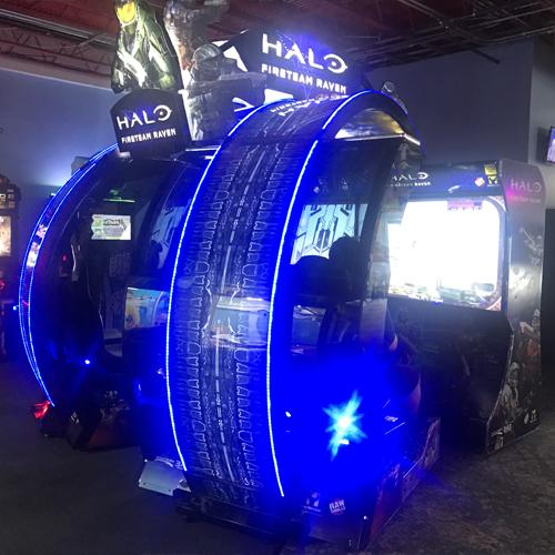 Andretti Thrill Park Arcade